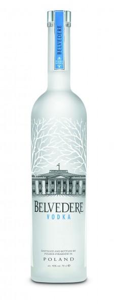 Belvedere LITER Wodka Polen