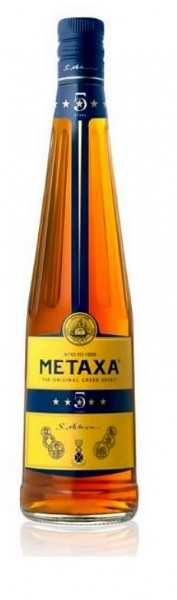 Metaxa 5 Stern Spirituose