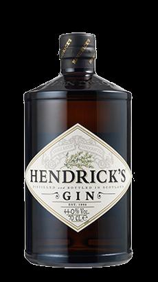 Hendrick`s Gin LITER 44%vol