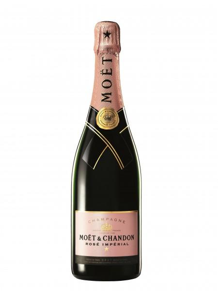 Champagner Rosé Moet Chandon brut