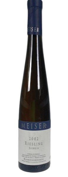 2002er Weingut Meiser Riesling Eiswein