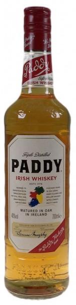 Paddy Irish Whiskey triple distilled