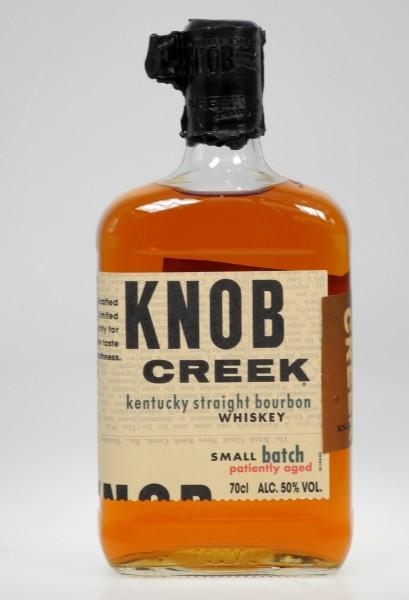 Knob Creek MINI 9 years Small Batch Bourbon Whisky