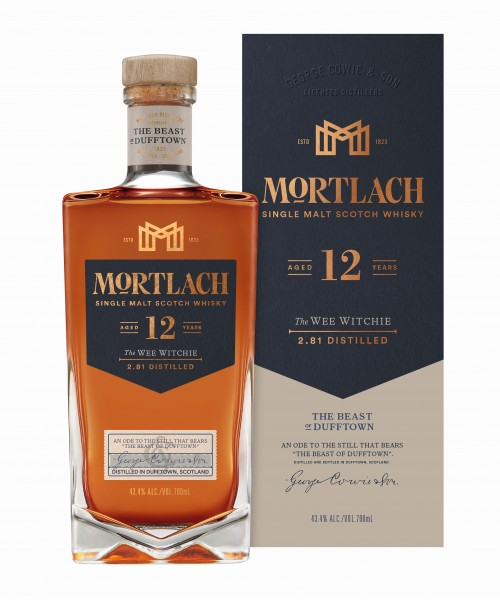 Mortlach 12 years Single Malt Whisky