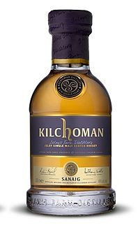 Kilchoman Sanaig 0,05 Islay single Malt Whisky