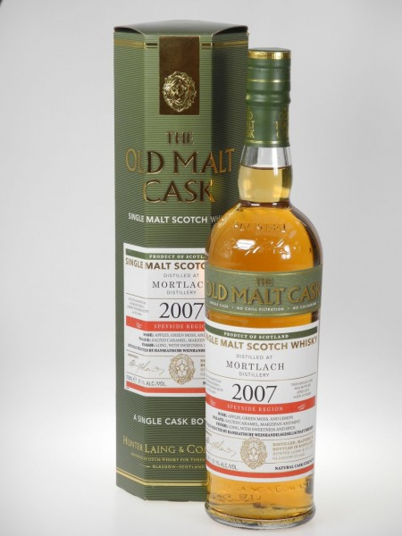 Mortlach 10 years Old Malt cask strength Whisky Single Cask