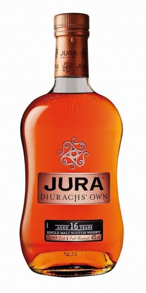 Isle of Jura 0,20 16 years Single Malt Whisky