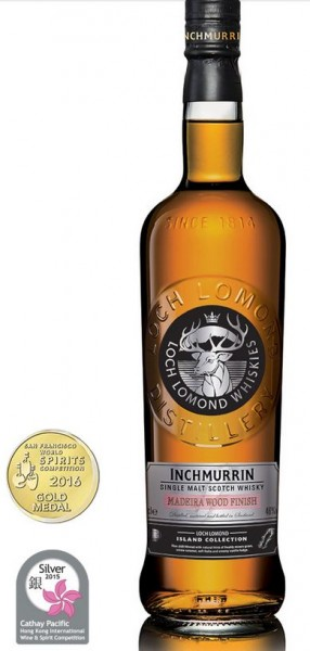Inchmurrin Madeira Cask Speyside Single Malt Whisky