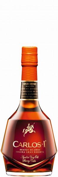 Carlos I Gran Reserva Brandy