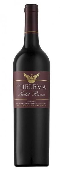 2018er Thelema MERLOT Reserve