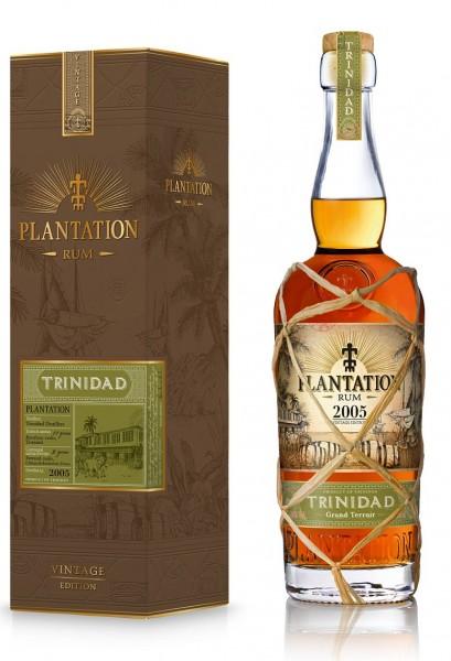 Plantation Trinidad Rum Grand Terroir Vintage edition
