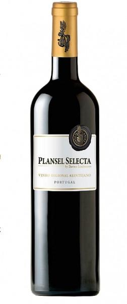 2016er Plansel selecta tinto Alentejo