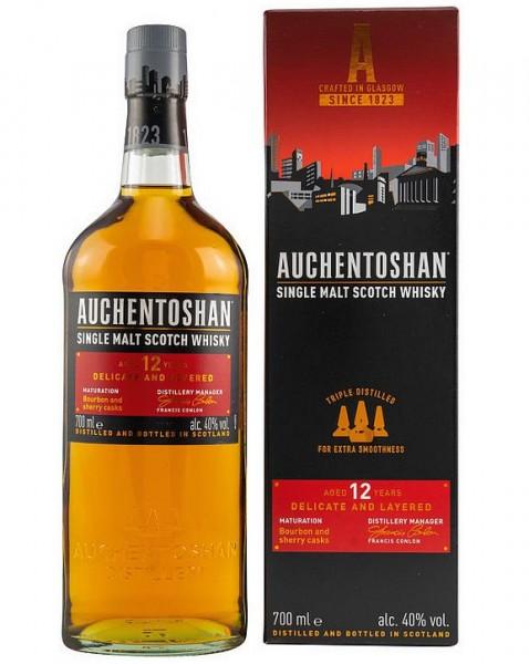 Auchentoshan 12 years Single Malt Whisky Lowland