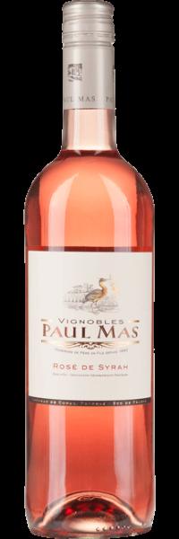 2019er Paul Mas Rosé Syrah VdP Languedoc