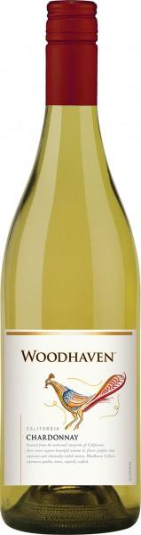 2018er Woodhaven california Chardonnay