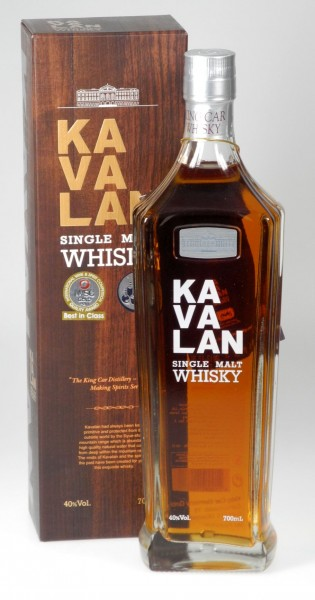 Kavalan Single Malt Whisky classic