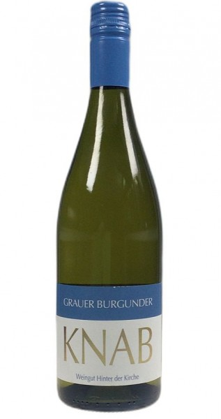 2020er Weingut KNAB Grauburgunder trocken