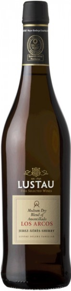 Lustau Sherry Amontillado Los Arcos medium dry