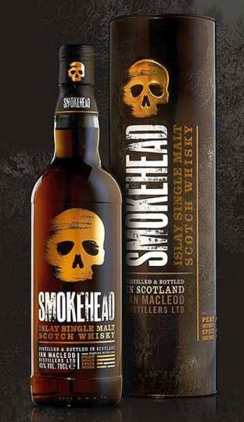 Smokehead, Peated Scotch Whisky