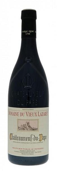 2014er Domaine Vieux Lazaret Chateauneuf du Pape rouge