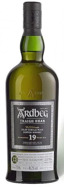 Ardbeg Traigh Bhan 19 years Islay Single Malt BATCH 2 Whisky