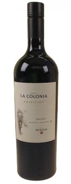 """2017er Finca La Colonia """"coleccion"""" Bodega Norton Malbec Mendoza"""