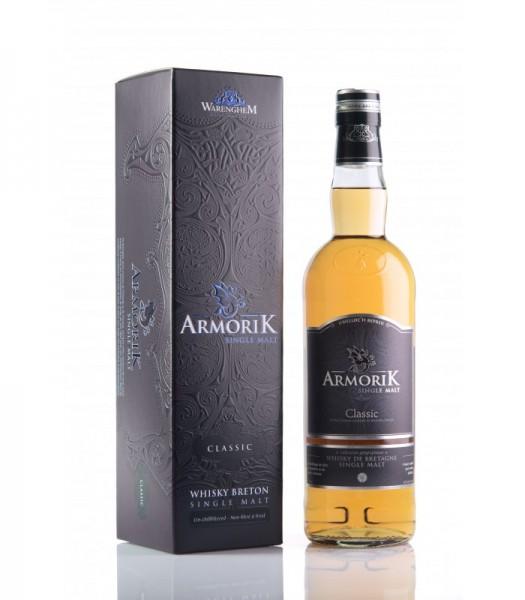 Warenghem, Classic Armorik Breizh Whisky Breton