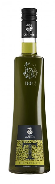 Cartron Vert Maté Liqueur Teelikör