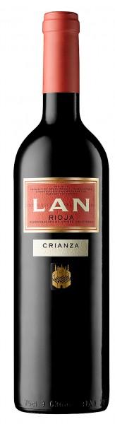 2016er Lan Rioja Crianza tinto