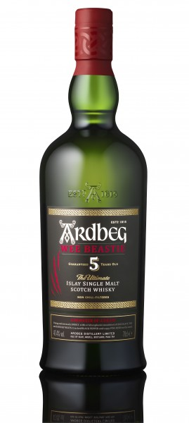 Ardbeg WEE BEASTIE 5 years Islay Single Malt Whisky
