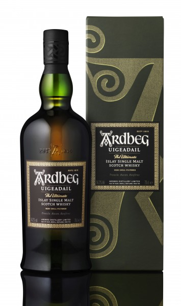 Ardbeg Uigedail Islay Single Malt Whisky 54,2%vol