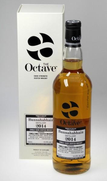 Bunnahabhain Octave Cask 2014 Islay Malt Whisky