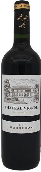 2016er Chateau Vignol Bordeaux rouge AOC