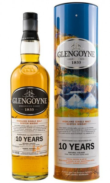 Glengoyne EDITION 10 years old Single Malt Whisky