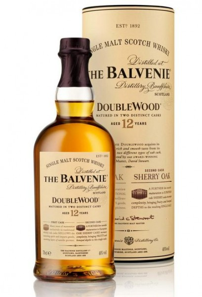 Balvenie Double Wood 12 years Single Malt Whisky