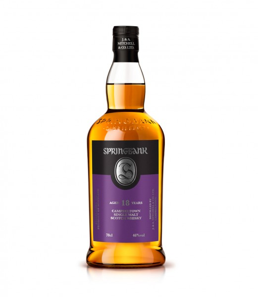 Springbank 18 years Single Malt Campbeltown Whisky