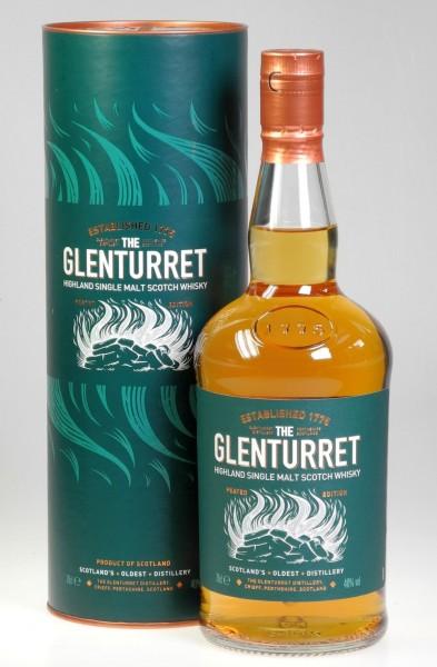 Glenturret peated Editions Single Malt