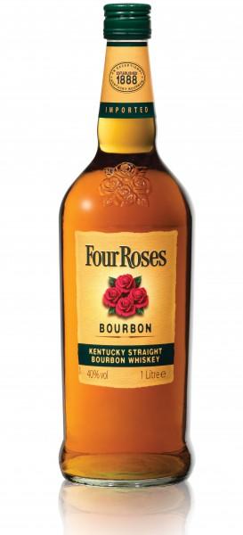 Four Roses Kentucky LITER Straight Bourbon Whiskey
