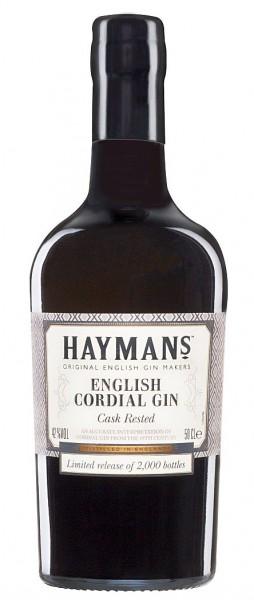 Hayman London English Cordial Dry Gin