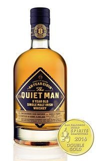 The Quiet Man 8 years Single Malt Irish Whiskey