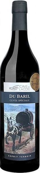 2016er Du Baril Cuvée Spéciale Terravin rouge