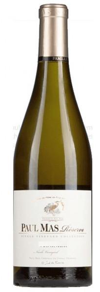 2019er Paul Mas Chardonnay RESERVE Languedoc Goldmed.