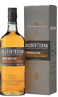 Auchentoshan American Oak Single Malt Whisky Lowland