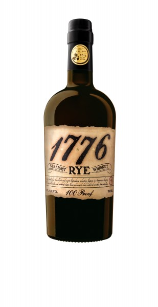 1776 Straight Rye Whisky - Bourbon Cask