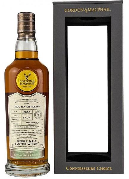 Caol Ila 2008-2021 Gordon Macphail NEW RANGE Single Malt Whisky