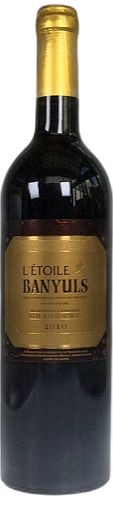 L´Etoile Banyuls GRAND CRU 2010er rouge doux AOC