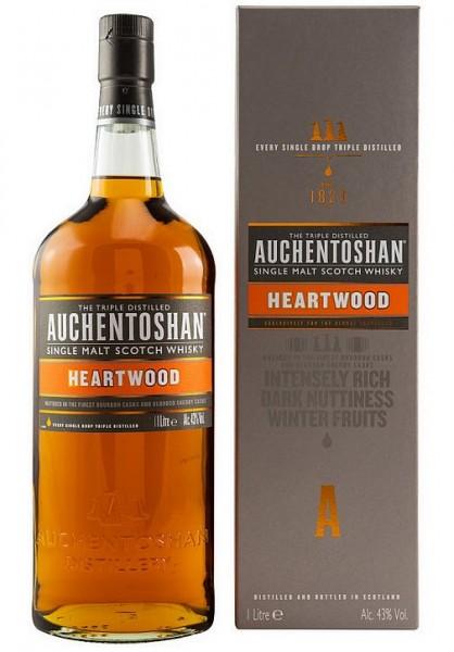 Auchentoshan Heartwood LITER Single Malt Whisky Lowland