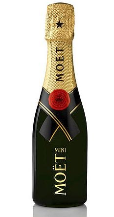 Champagner Moet Chandon brut imperial Piccolo 0,20 l