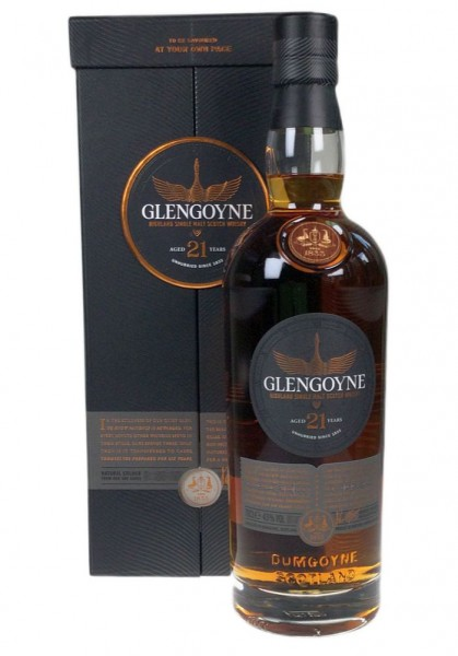 Glengoyne 21 years old Single Malt Whisky