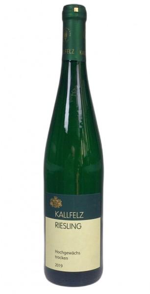 2019er Albert Kallfelz Riesling Hochgewächs trocken